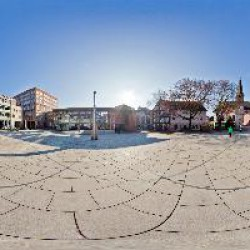 Theaterplatz – Sonnenuhr