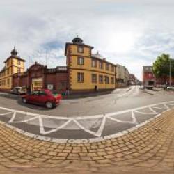 Löherstrasse Ecke Wermbachstrasse