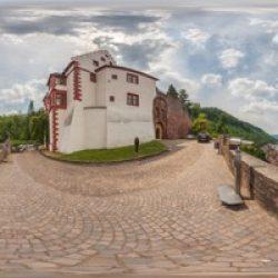 Mildenburg Aussicht